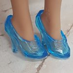 Blue shoes IV