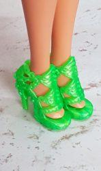 Green shoes II