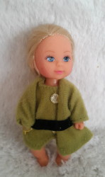 Evi doll with clothes IX