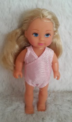 Evi doll with clothes III