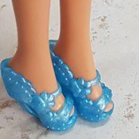 Blue shoes VI