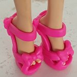 Pink shoes for Ever After High dolls