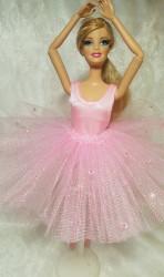 Light pink tutu with leotard