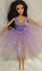 Lilac tutu with leotard