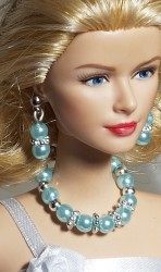 Mint jewelry for Barbie