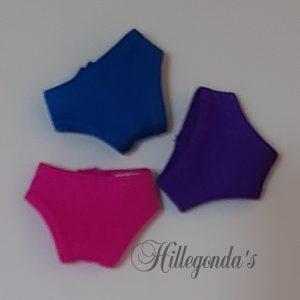 3 panty set