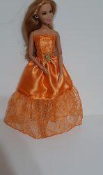 Orange dress V