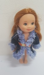 Navy jacket for Kelly dolls