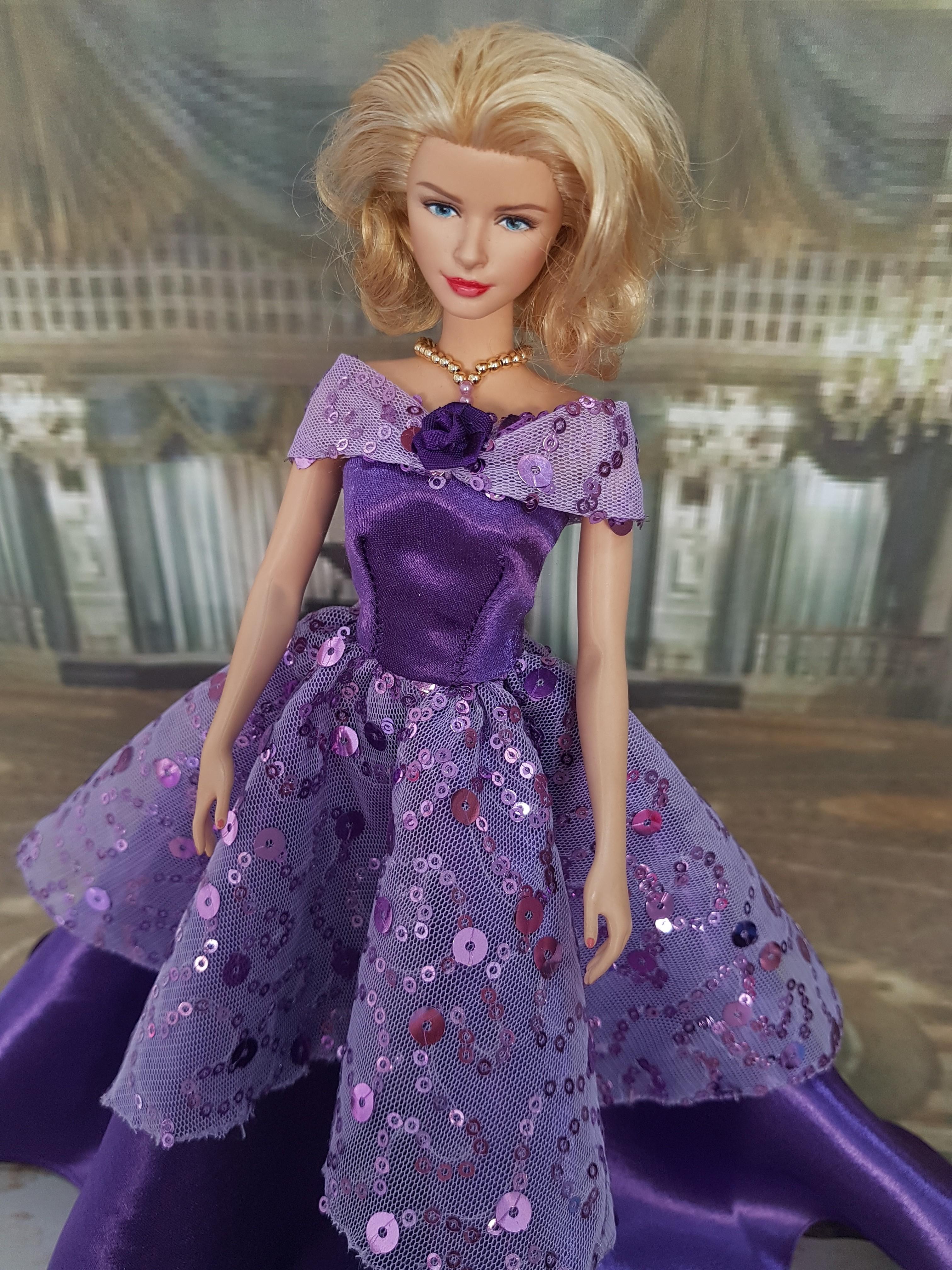 Evening Dresses For Barbie Dolls Archives Hillegonda S