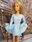 Light blue ballerina skirt