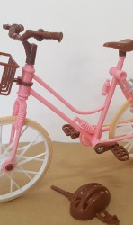 Bicycle for Barbie dolls