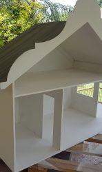 Cape Dutch table size Barbie doll house