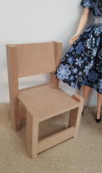 Barbie chair
