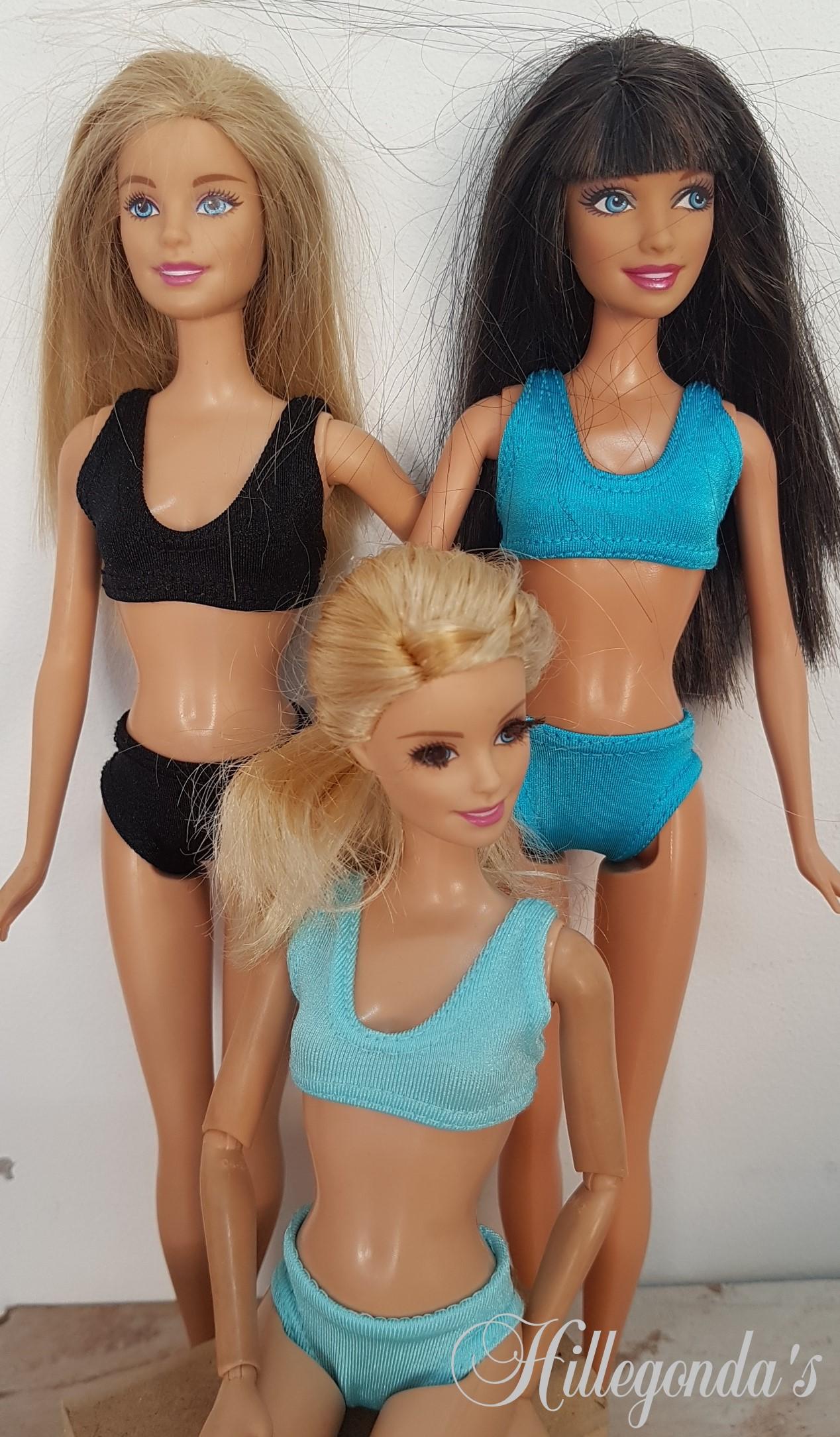 Underwear For Barbie Dolls Archives Hillegonda S Doll Boutique