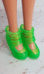 Green shoes XIII