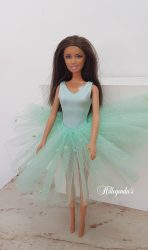 Light green tutu with leotard