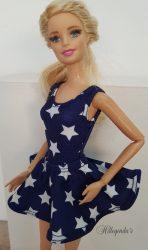 American stars ballerina skirt with leotard