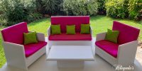 4 Piece Lounge set for 18″ dolls