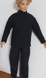 Black jeans for Ken