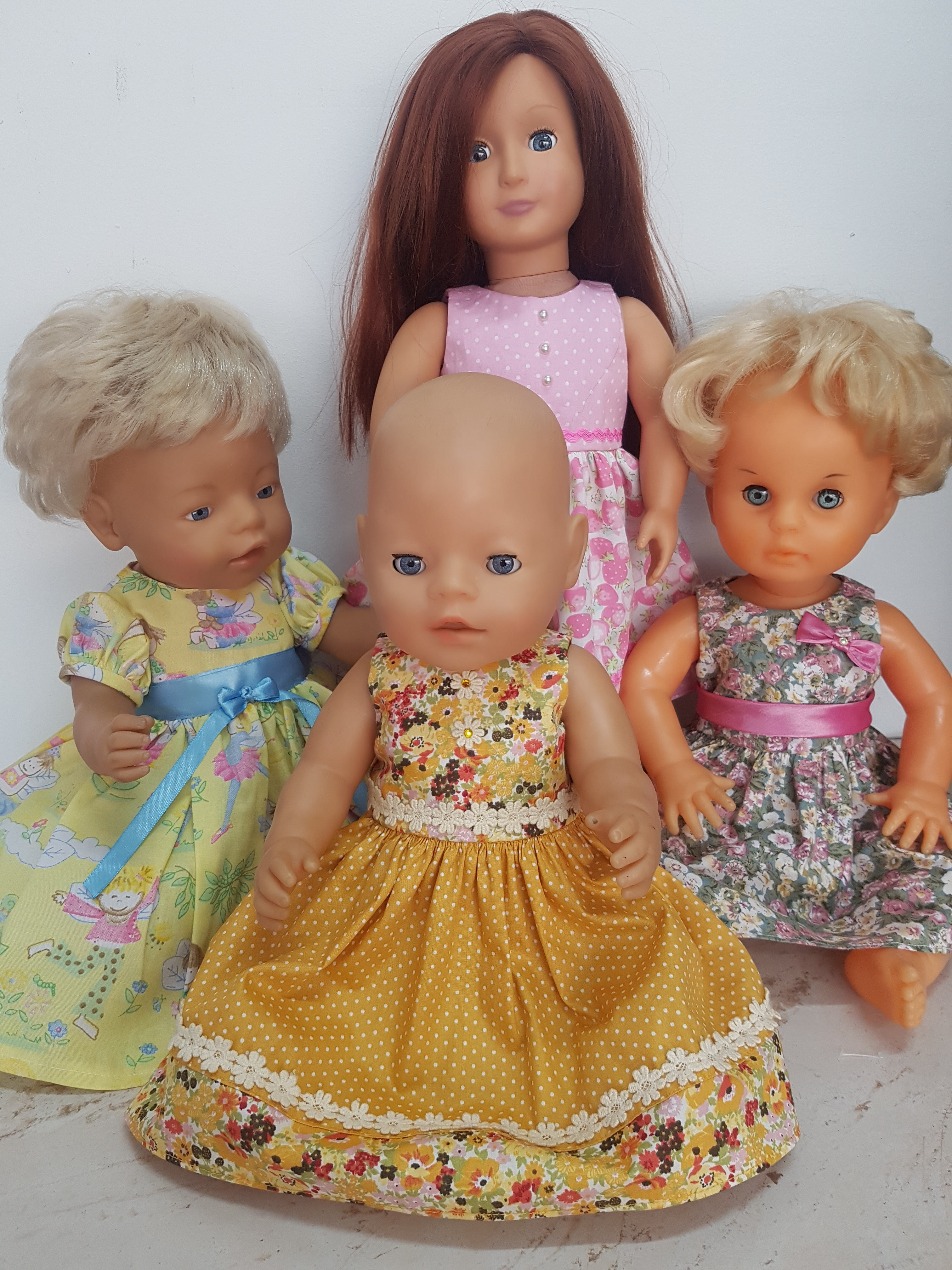 "Clothes for 46cm (18"") dolls"